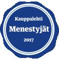 Toiprint Oy - Kauppalehti menestyjät 2017